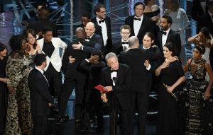 Oscars ban two people over Best Picture mix-up