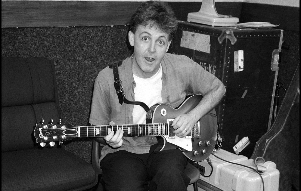 Paul Mccartney Unveils Unheard Demo For Distractions Nme