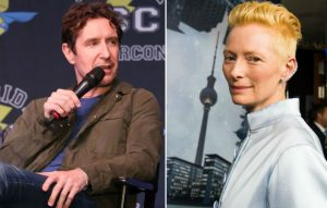 Tilda Swinton tipped by Paul McGann as next 'Doctor Who' star