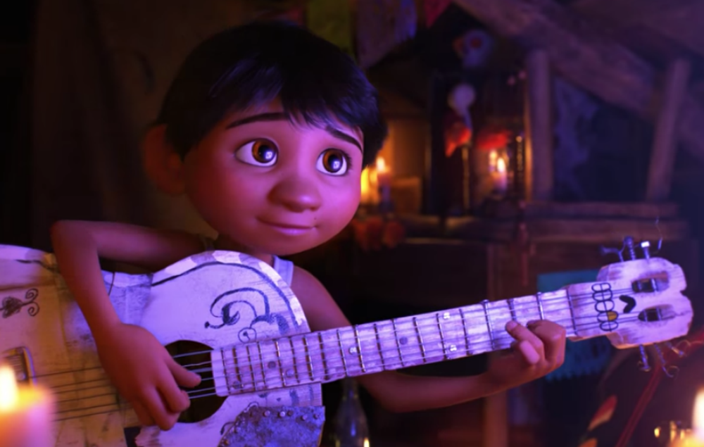 Watch The First Trailer For Disney Pixar S New Music