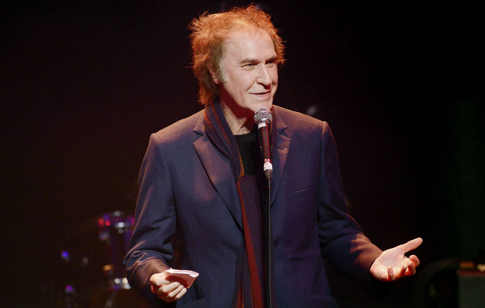 Ray Davies will receive a knighthood today