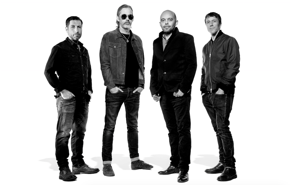 Ride Reveal Details Of New Album Weather Diaries And