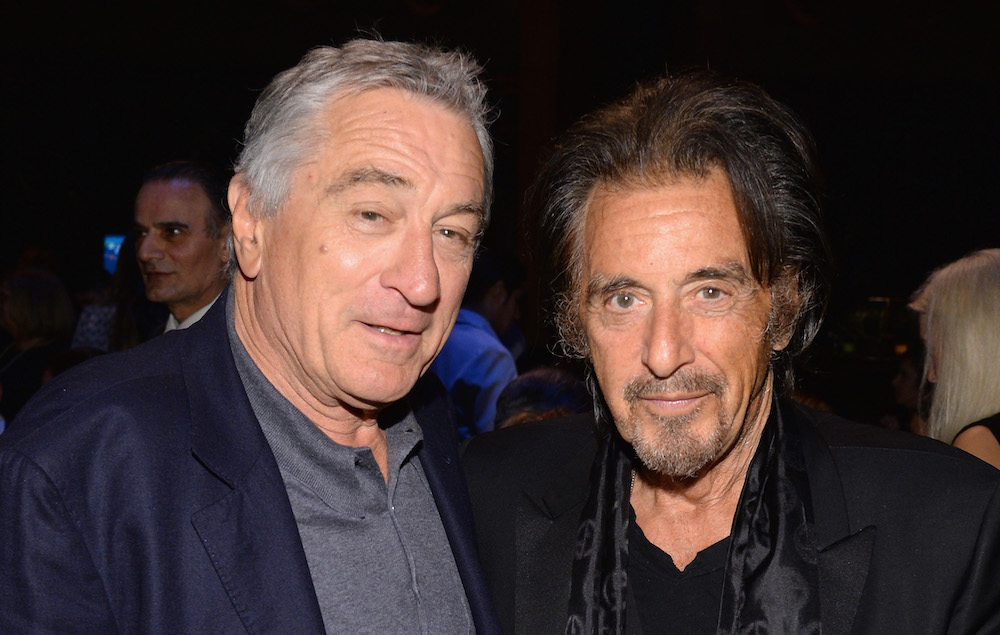 Al Pacino Robert De Niro Francis Ford Coppola And More