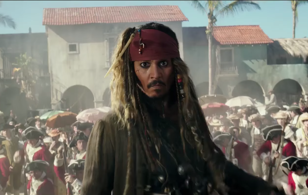 Pirates of the Caribbean: Dead Men Tell No Tales International Trailer