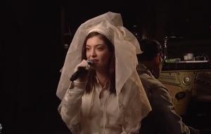 Lorde SNL