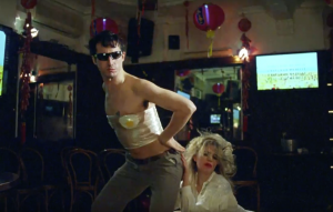The Moonlandingz' The Strangle of Anna video