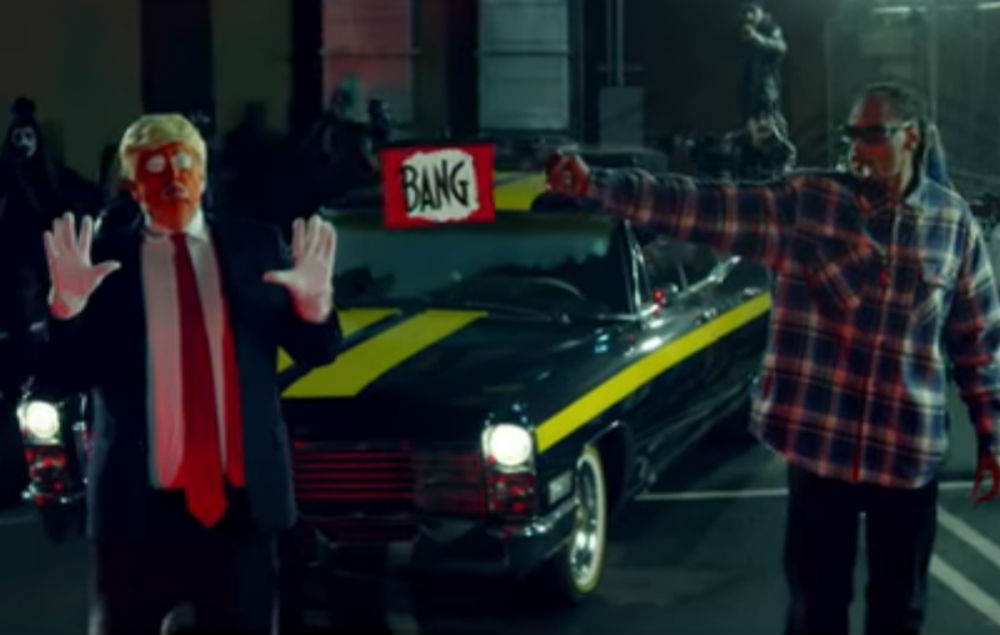Former Trump Rival Says Snoop Dogg S New Video Could