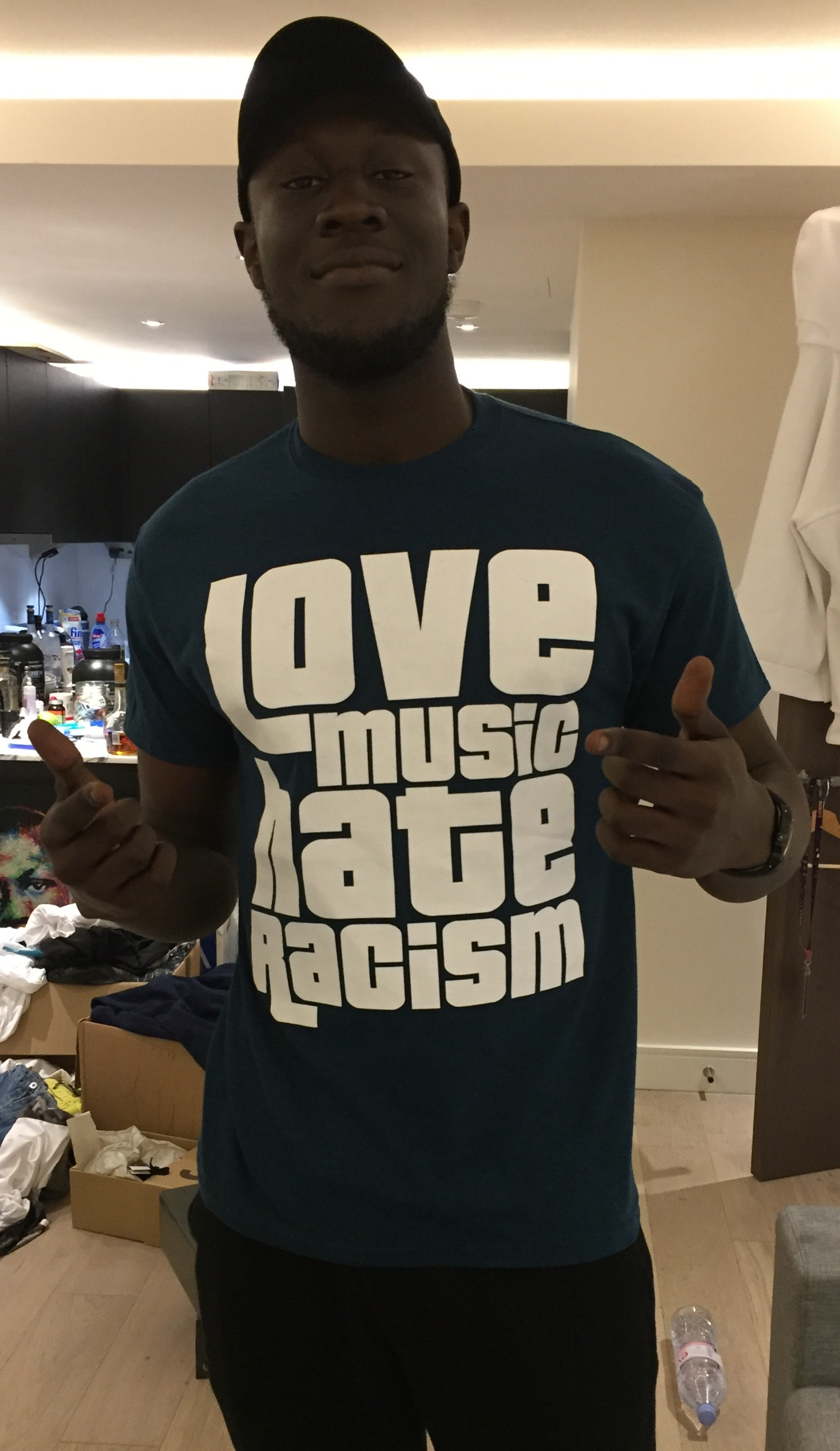 Stormzy - Love Music Hate Racism