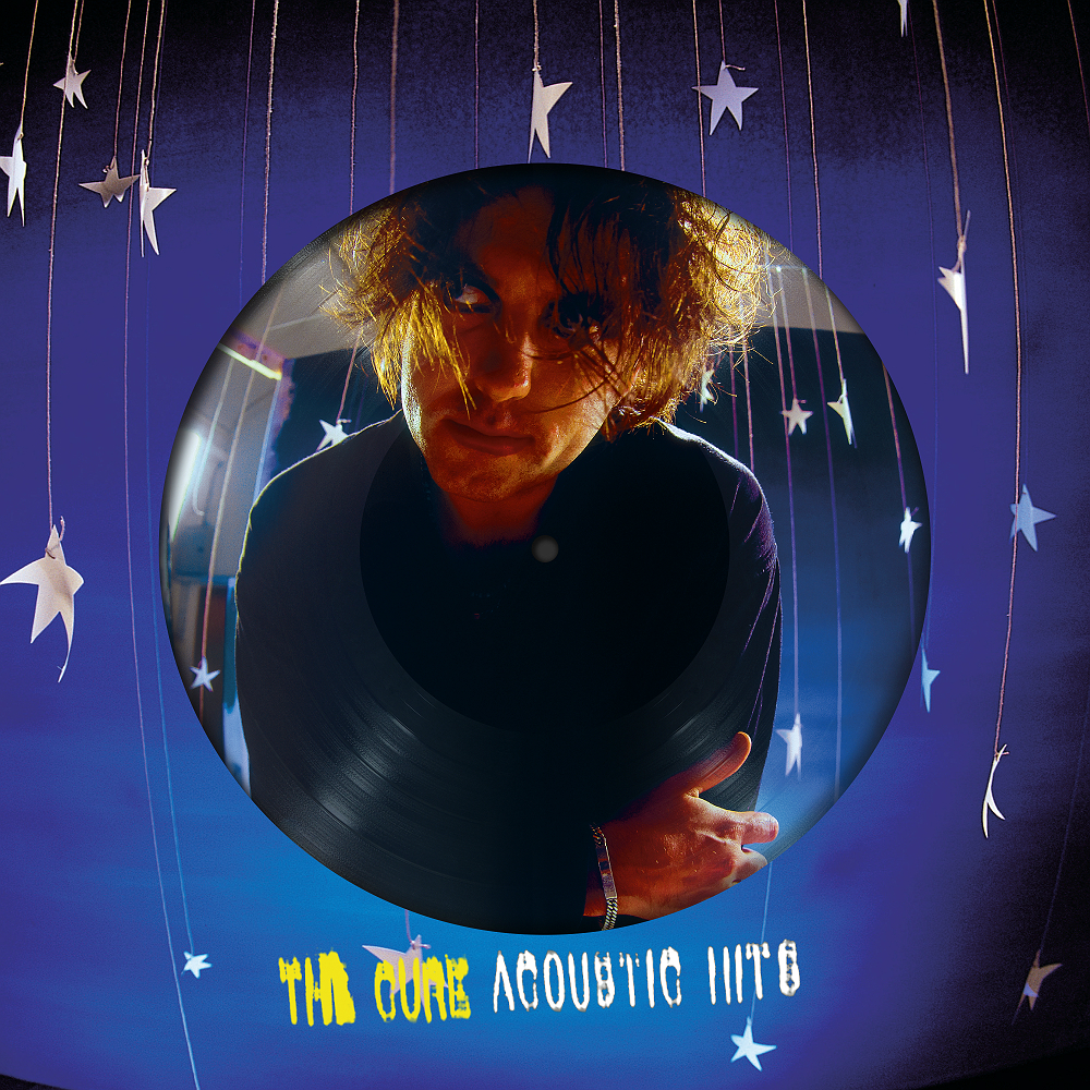 The Cure will release their 'Greatest Hits' and 'Acoustic Hits' on picture disc vinyl for Record Store Day 2017