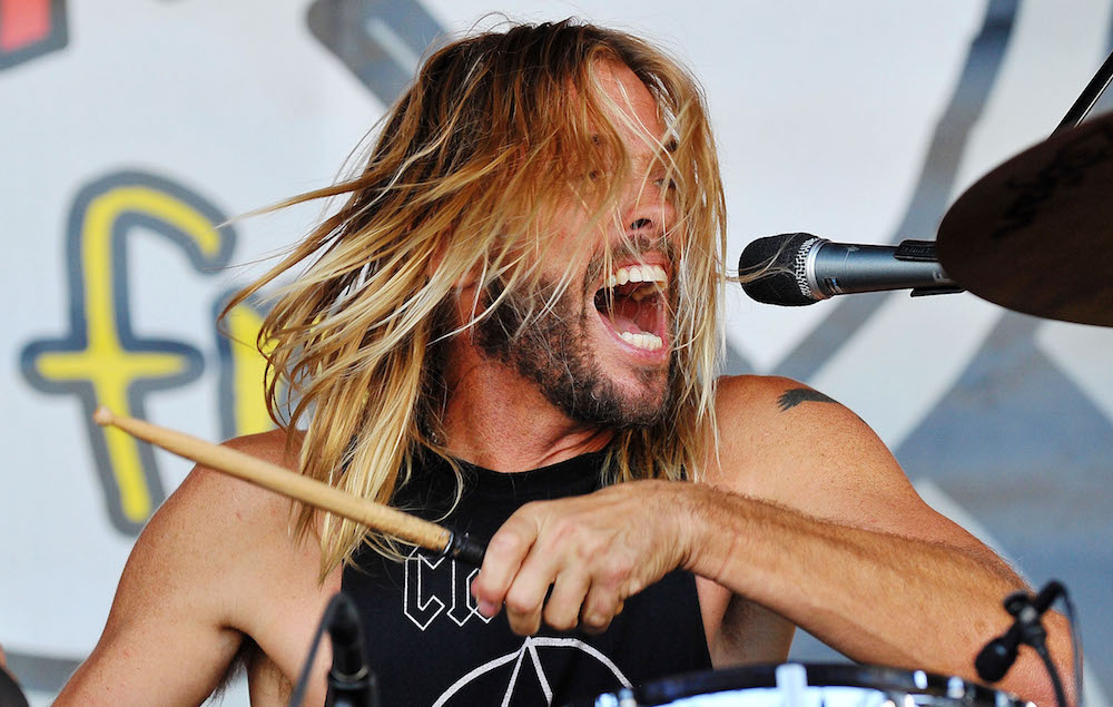 Foo Fighters Taylor Hawkins Reveals Five Songs He Wishes