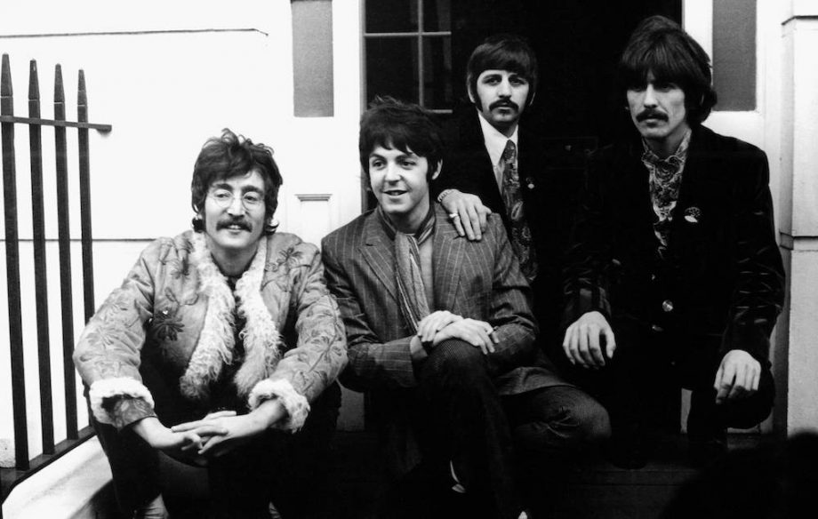 Sgt Pepper Beyond Features Rare Footage From The 60s