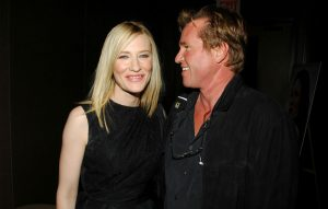 Val Kilmer defends his 'creepy' Cate Blanchett tweets