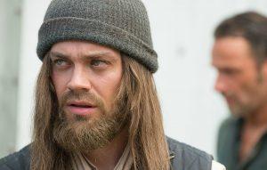 The Walking Dead's Jesus