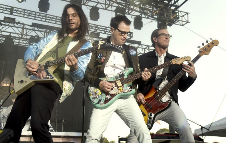 Альбом Weezer – Pacific Daydream рецензия