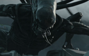 A titular alien from 'Alien: Covenant'