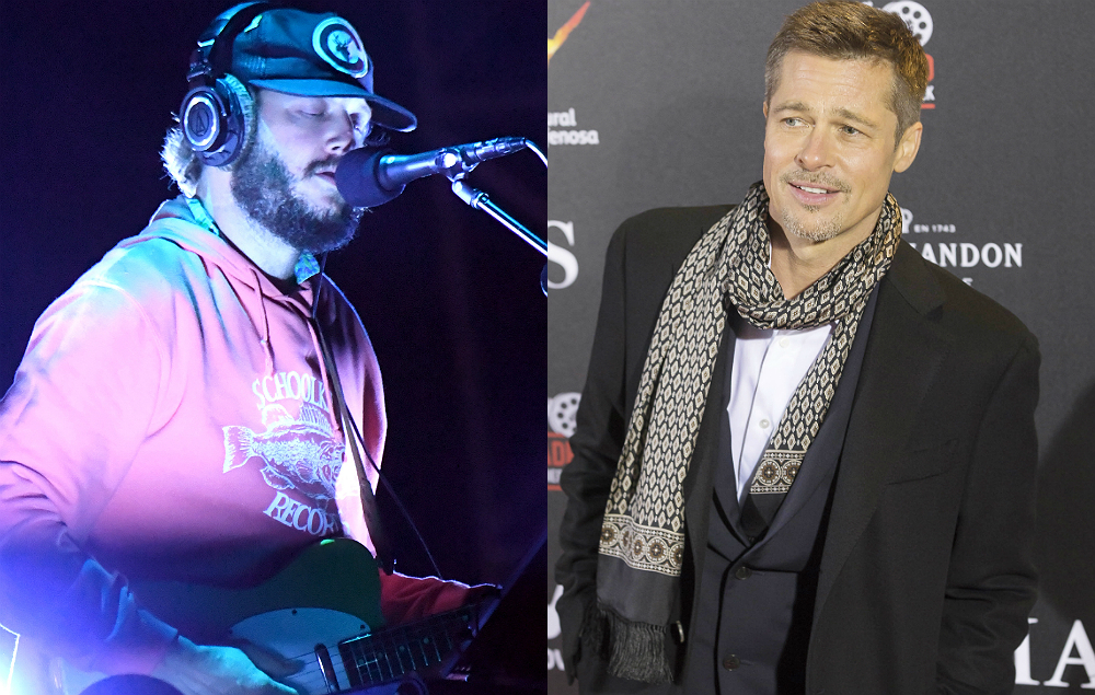 Justin Vernon Responds To Brad Pitt Listening To Bon Iver
