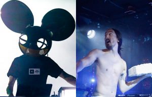 Deadmau5 slams Steve Aoki for his 'Ghost In The Shell' remix