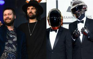 Kasabian and Daft Punk