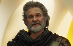 Kurt Russell in 'Guardians Of The Galaxy Vol 2'