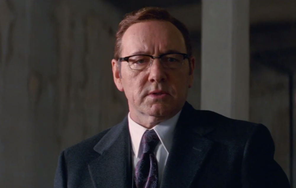 Watch Kevin Spacey star as a crime boss in the trailer for