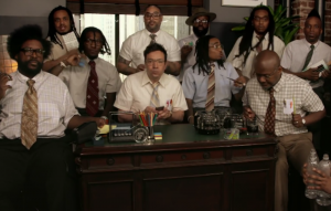 Migos, The Roots and Jimmy Fallon perform 'Bad and Boujee'