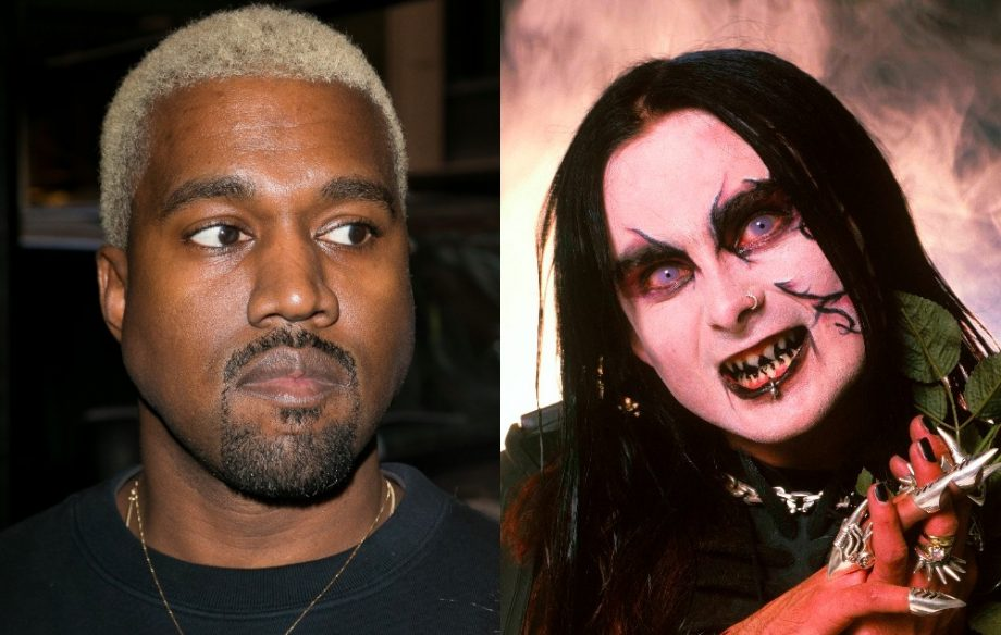 0372ba9e8 Cradle Of Filth respond to Kanye West wearing their band t-shirt - NME