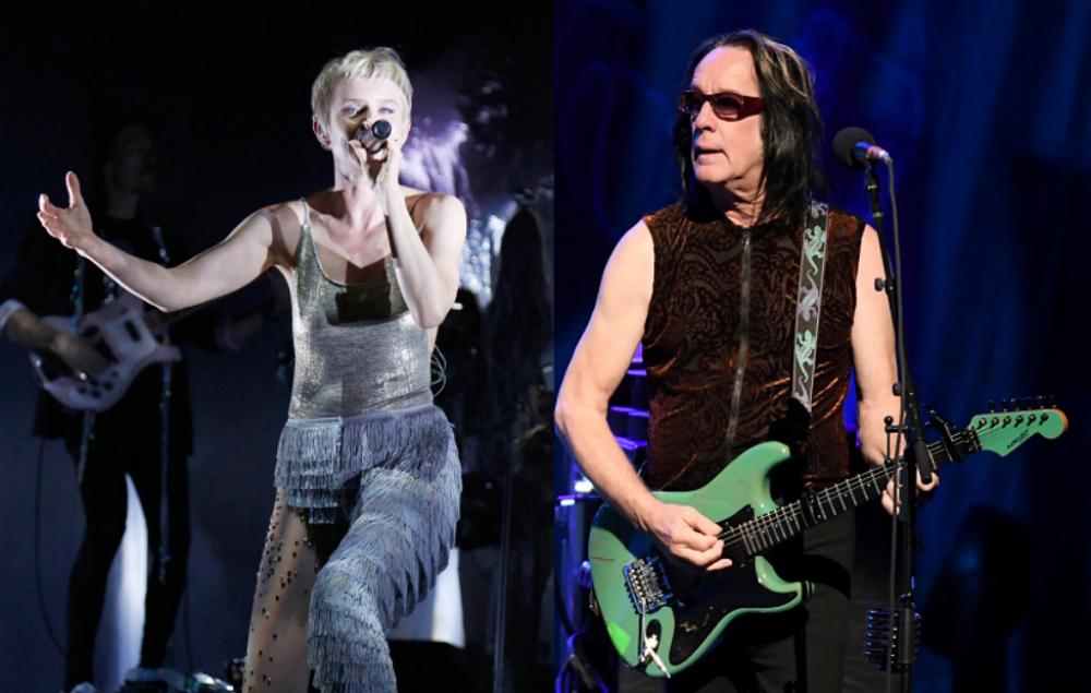 Listen To Robyn S Guest Feature On New Todd Rundgren