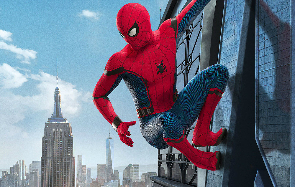 New Spider Man Homecoming Trailer Unveiled Nme