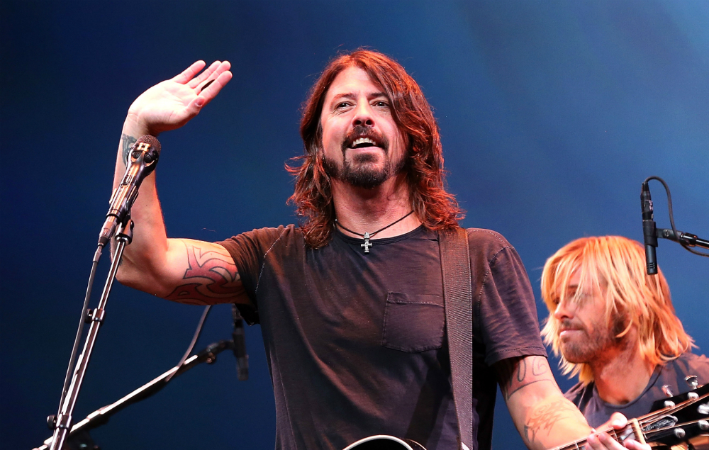 Dave Grohl's