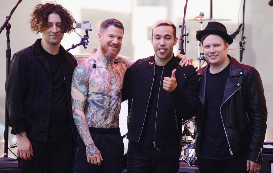 Fall Out Boy Tour See Tickets