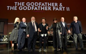 Godfather cast reunite