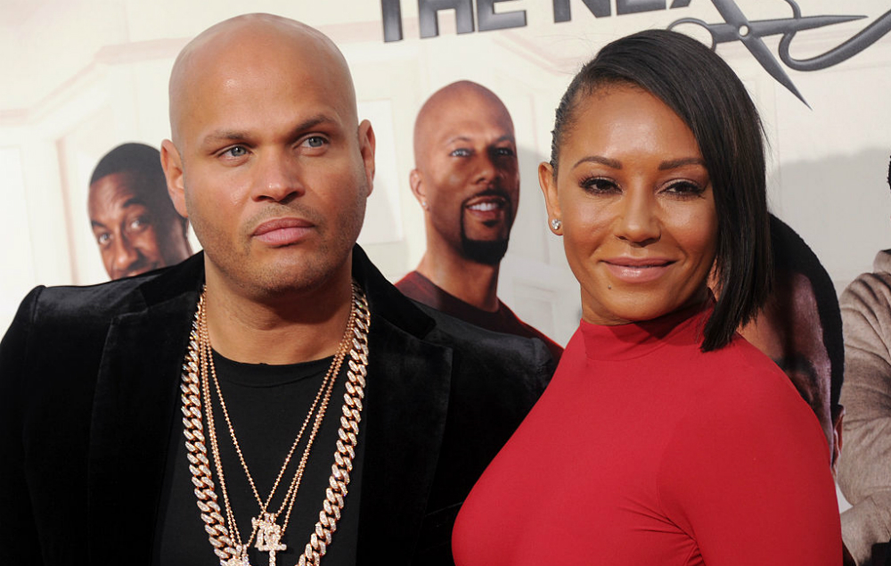 Mel B Obtains Restraining Order Against Husband After