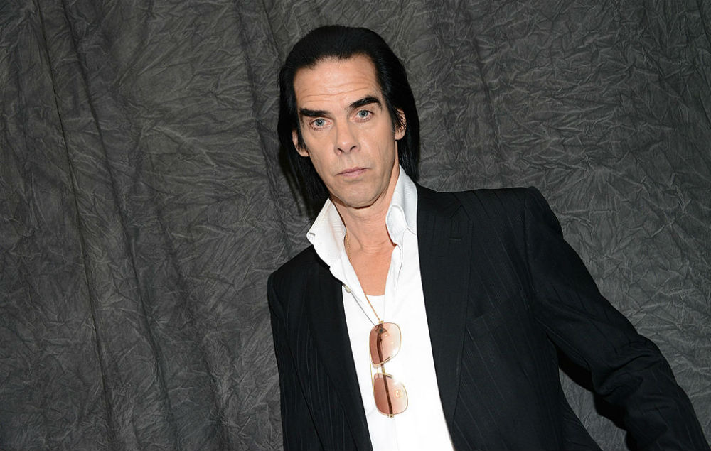Nick Cave lends