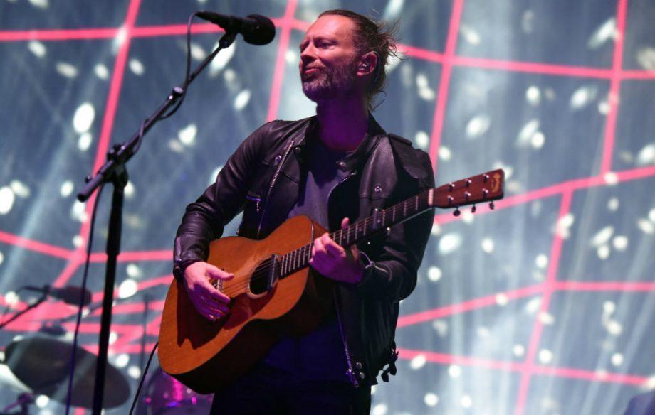 Radiohead Coachella technical difficulties