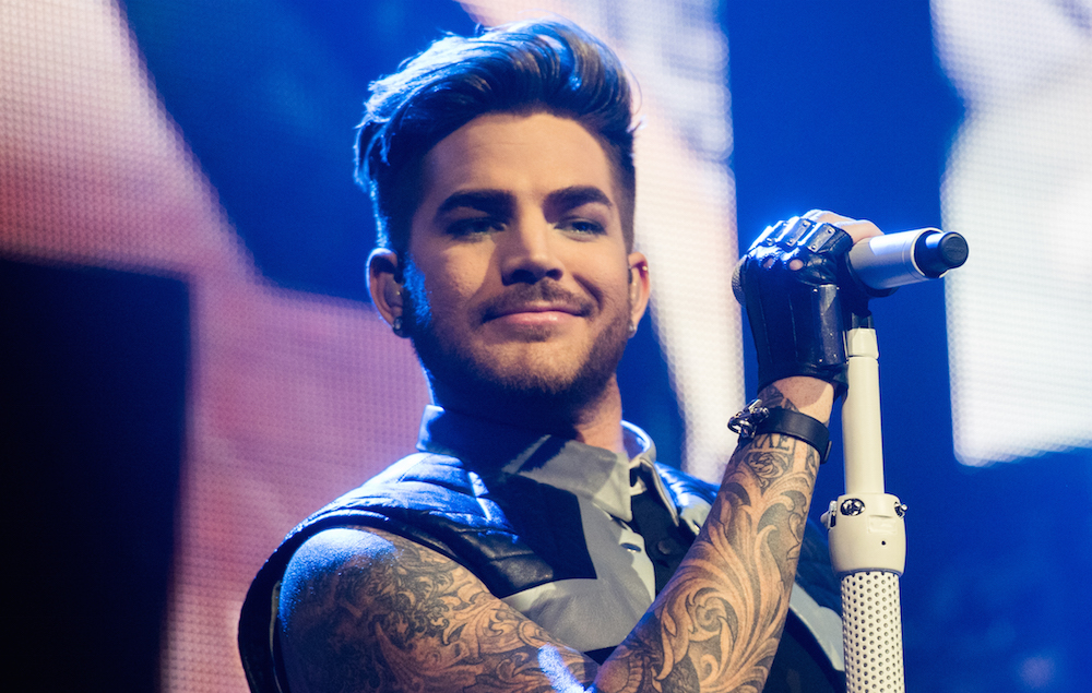 Adam Lambert Says He Wants To Front Led Zeppelin Nme