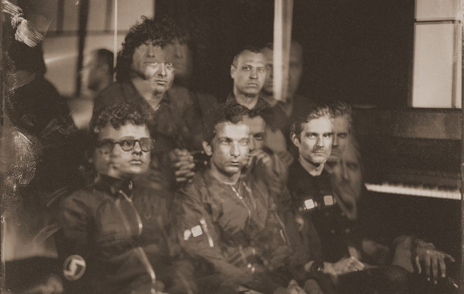 Watch At The Drive In's stop-motion animated video for new track 'Hostage Stamps'