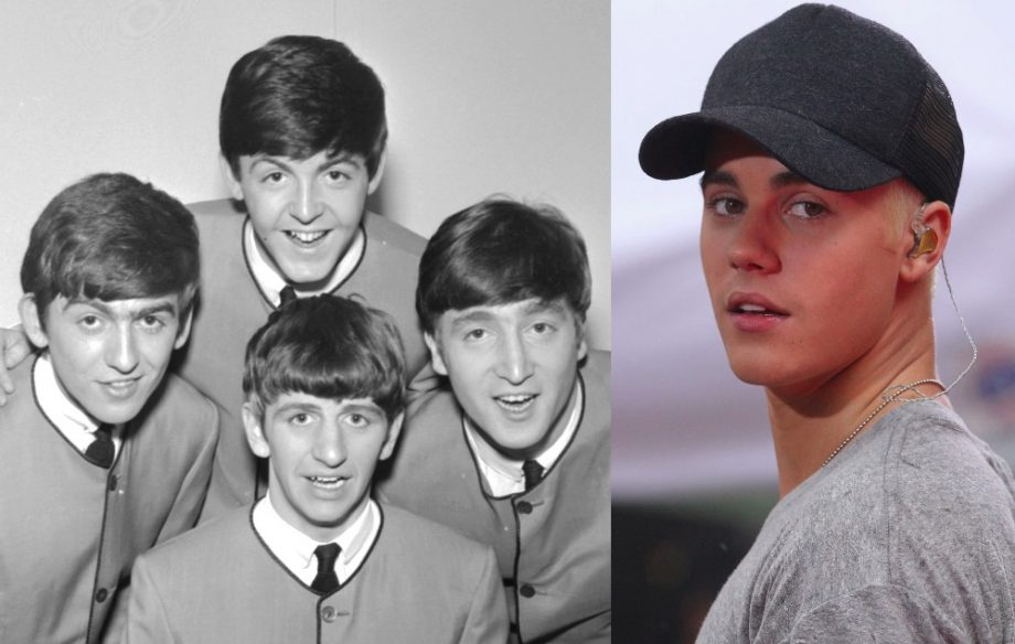 Ringo Starr Responds To Whether The Beatles Were Bigger Than Justin