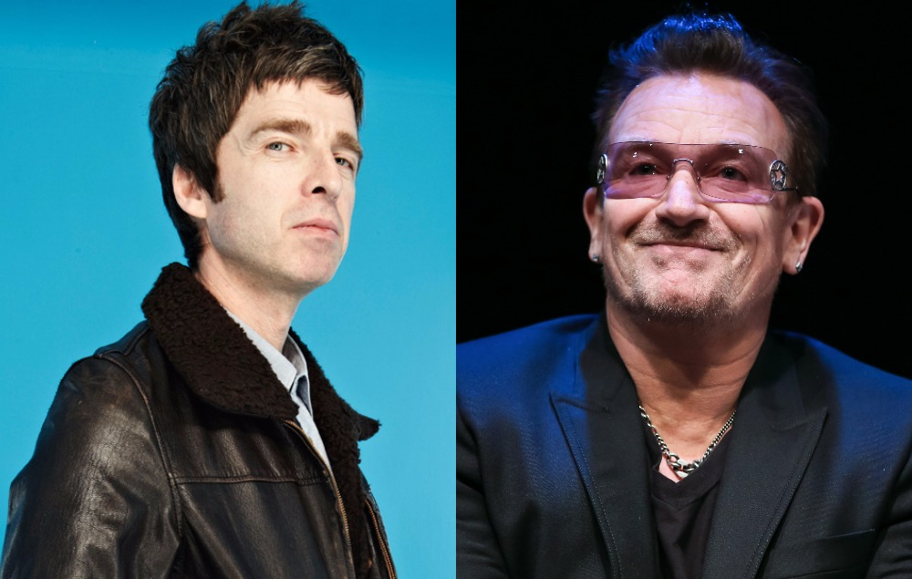 Bono Says He S Been Introducing His Son To Oasis Nme