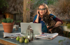 Carrie Fisher in 'Catastrophe'