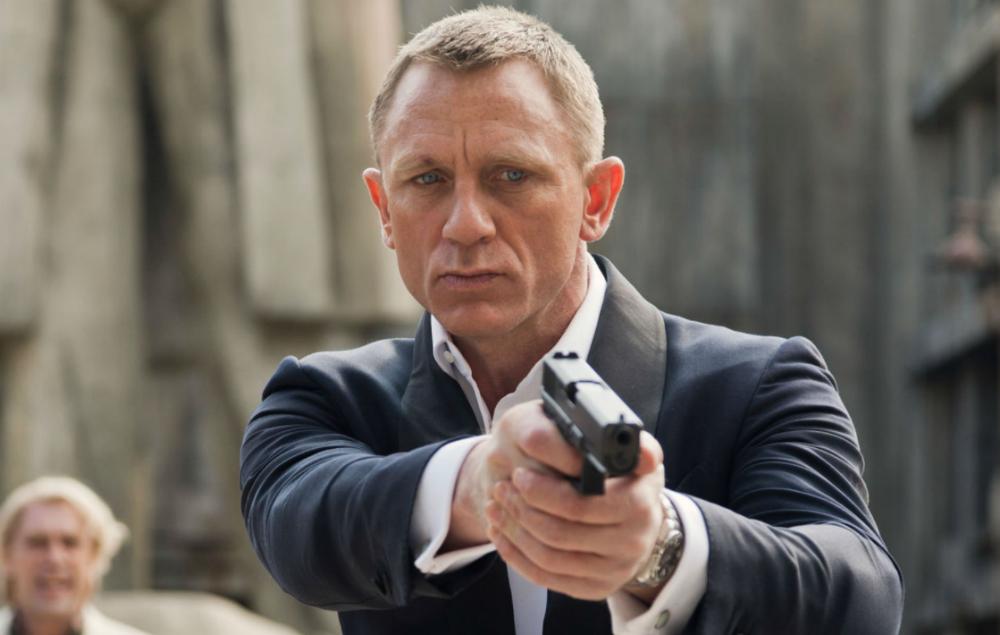 Daniel Craig Bond Filme