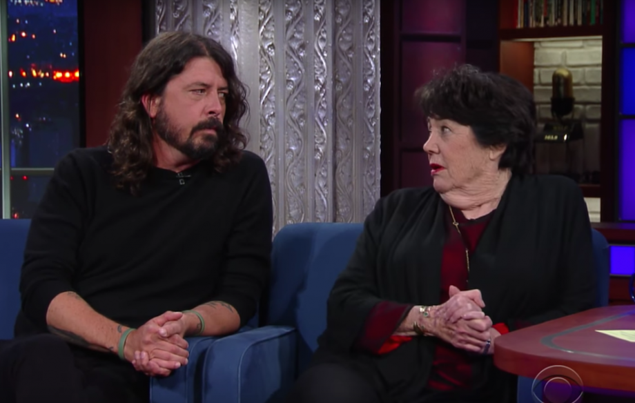 Watch Dave Grohl And His Mother Talk About Kurt Cobain S