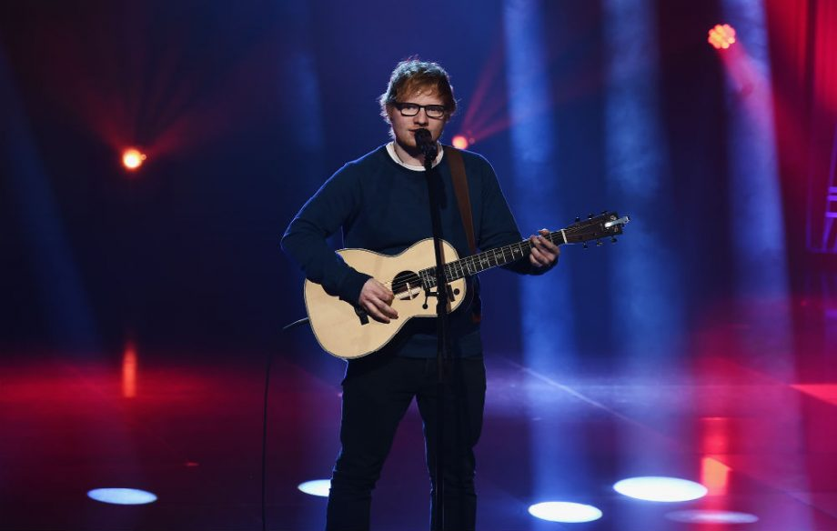Ed Sheeran could be quitting music at the end of his Divide