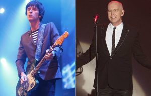 Johnny Marr and Pet Shop Boys