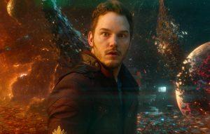 Chris Pratt in 'Guardians Of The Galaxy'
