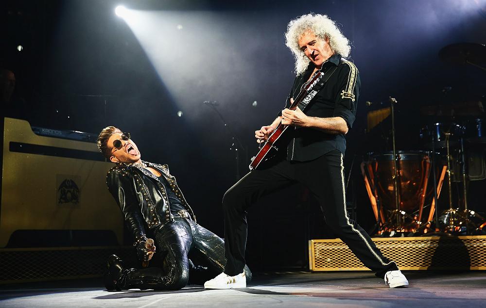 Queen & Adam Lambert announce massive 2017 UK and Ireland ...