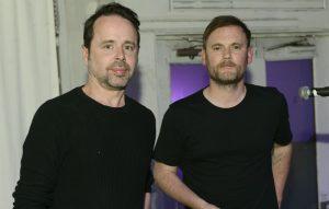 Ben Salisbury and Geoff Barrow