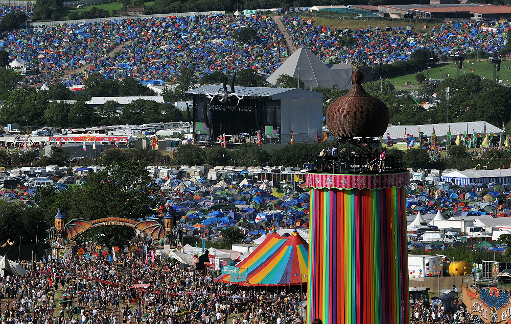 Emily Eavis on who could headline Glastonbury in the future