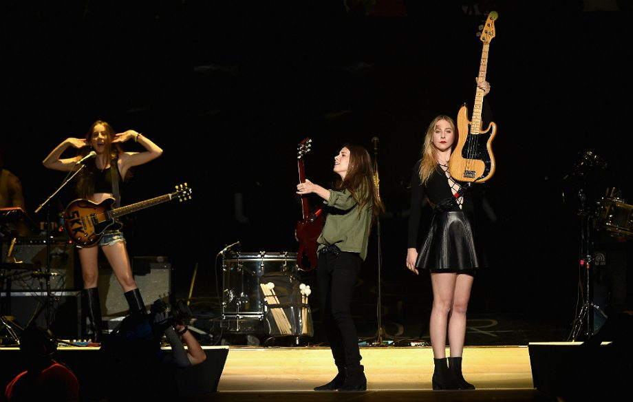 Listen to Haim's new single 'Want You Back'