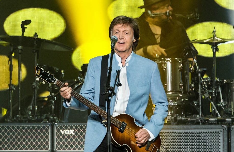 Paul McCartney Expands His Globe Spanning One On Tour With