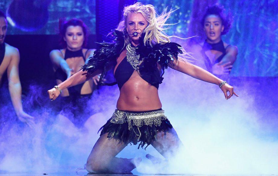 Britney Spears' Las Ve...